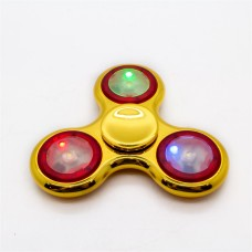 V-Luma Spinner Toy Hand Tri Spinner with Light