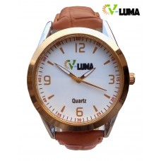 V-Luma Cooper Brown Men's Watch VLST033